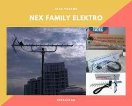 Ahli & tukang antena tv Jakarta pusat