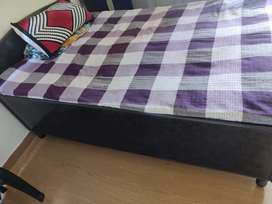 4'6 Size Box Bed