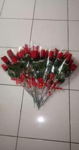Bunga Mawar Artificial