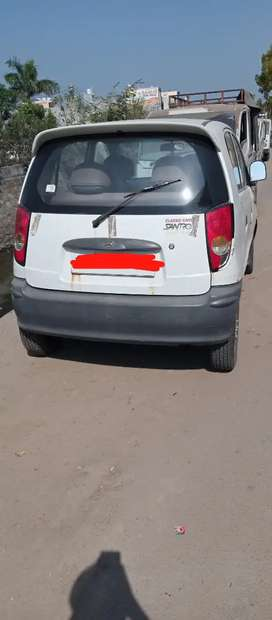 Hyundai Santro 2002 Petrol Good Condition