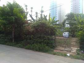 TANAH 5490 m2 di PUSAT  karawang Barat