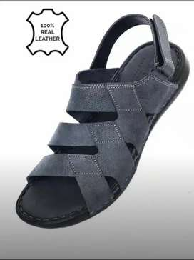 100% Leather Sandals