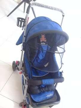 Di jual cepat stroller baby