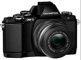 NEW Olympus DSLR Mirrorless Camera OM-D E-M10