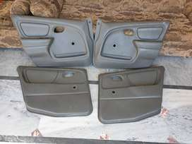 Alto VXR door covers with machine and handles