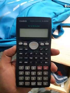 Casio fx100ms calculator scientific