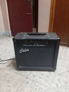 Tube Amp (calor brat), with fx loop