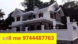 House for sale at pala -Bharananganam
