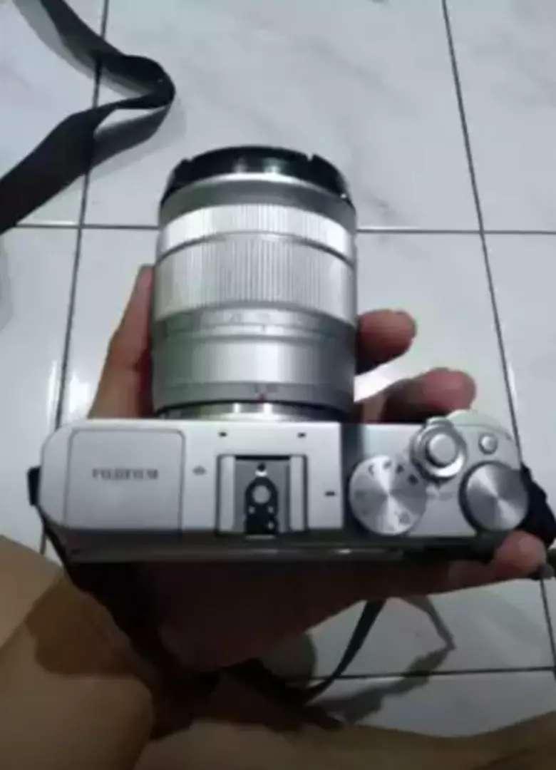 Kamera Fujifilm XA3 siap pakai 0
