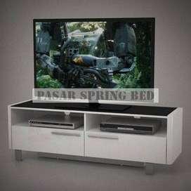 FreOk Meja Tv Rak Tv Minimalis Lemari Bufet Buffet Pendek TV JAMES 5G