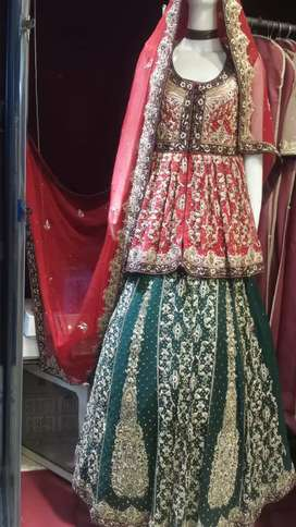 Sharara,  Bridal dress,
