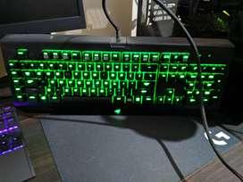 Gaming PC case & Mechanical Keyboard COMBO