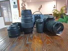 Kamera Canon 70D