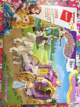 Mainan lego princes baru qman cewek2605