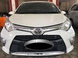 Toyota calya matic type g