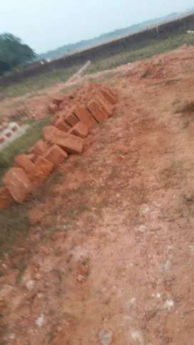 Plot @650/sft near Bhubaneswar new railway station