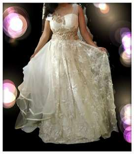 Wedding/Reception Gown