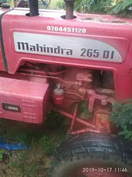 Mahindra tractorl