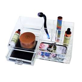 Acrylic Organizers Multipurpose Storage Organizers free home delivery