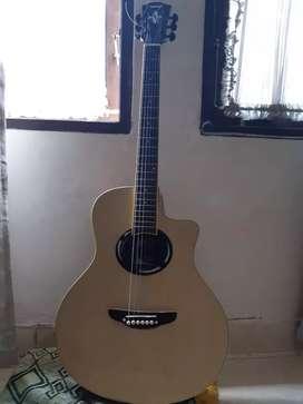 dijual gitar akustik handmade Yamaha APX500II