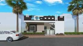 2bhk individual house