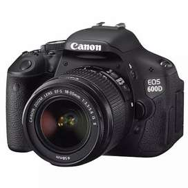 CAMERA ONLY ON RENT/ ONLY 500rs per day