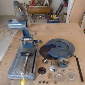 Drill, hummer machine, iron cutter, hand cutter etc repair technician.