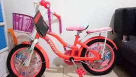 Sepeda anak pacific mini 16