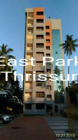 Flat near jubliee mission medical college Thrissur