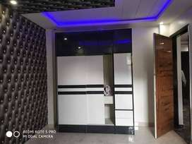 A(3bhk Floor)90% loan by bank=near by metro station* ..