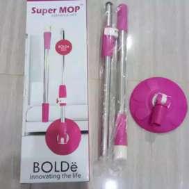 Handle super mop bolde