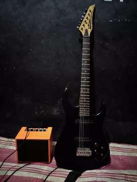 Gitar priince & ampli