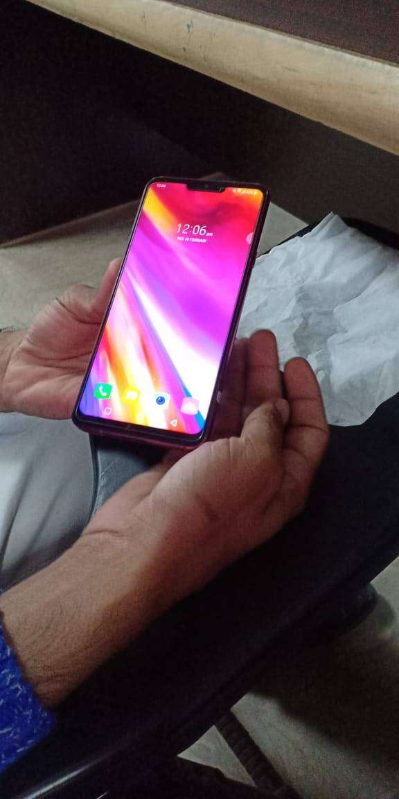 Lg g7 exchange with honor view 20 0
