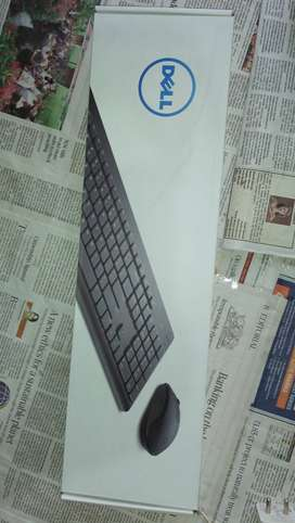 Dell Wireless Keyboard +mouse (only 3 days used)