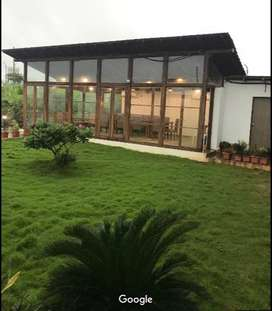 Fully Developed R Zone NA Plots & Designer Bungalow in Shahapur