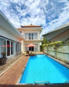 Dijual  Villa  Di Padang Galak Sanur Denpasar Bali