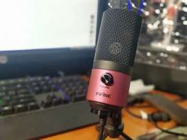Microphone Professional Fifine K669 USB(YouTubers Favorite Microphone)