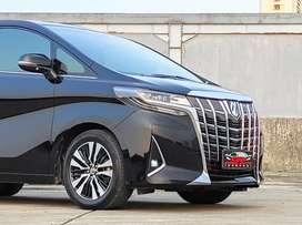 2019 Toyota Alphard G ATPM Facelift NIK 2018 / 2020 SC