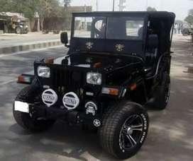 Neolite New pait mahindra Jeep