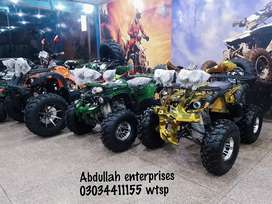Full variety 2020 petrol atv quad 4 wheels delivery all pakistan