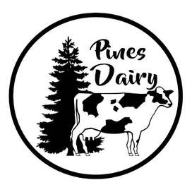 Fresh Cow's Milk from Pines Dairy Farm