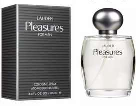 Lauder pleasures for men 100ml