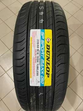 Promo Ban Dunlop 235/60 R18 SP Sport Maxx050