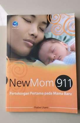 Buku Preloved : New Mom 911 Pertolongan Pertama pada Mama Baru