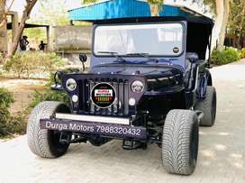 Mahindra jeep new model