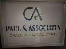 Vacancy in Siliguri based CA Firm