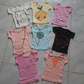 Baju kaos baby atau Balita