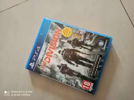Division ps4 exclusive