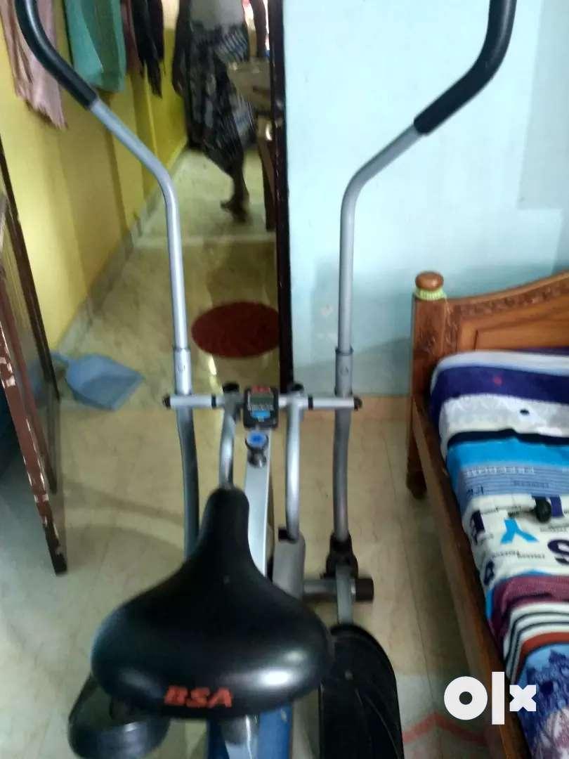 BSA orbitrek , fitness equipment 0
