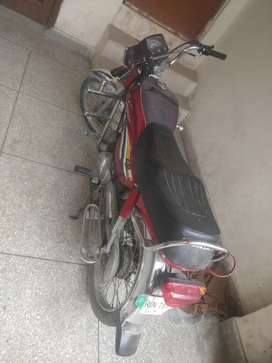 Honda CD 70 for Sale.